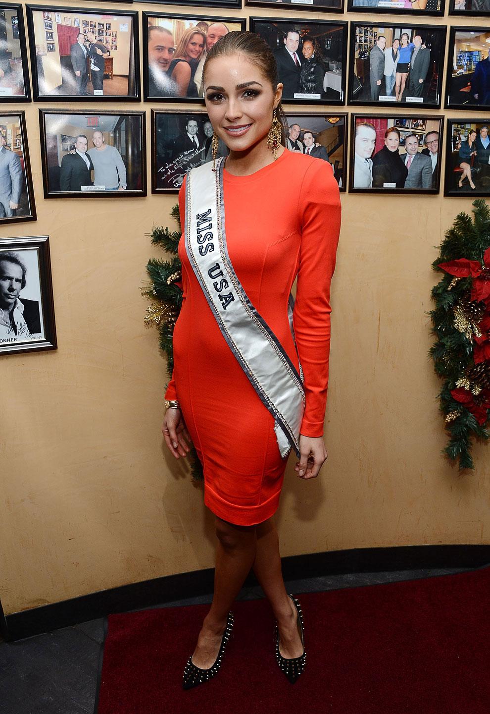 Летом 2012 года Оливия Кульпо завоевала титул «Мисс США»