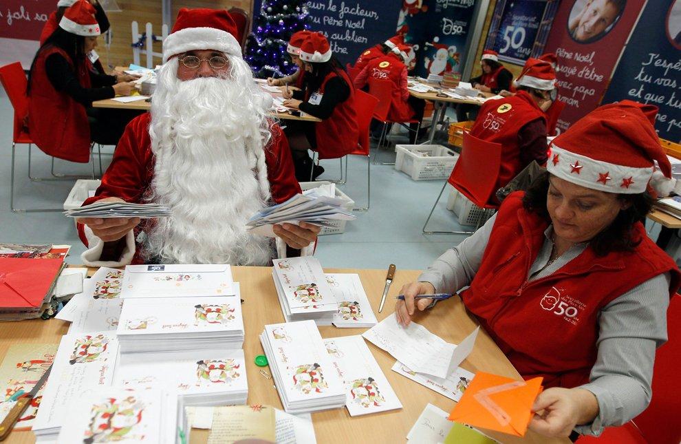 С 1962 года это один из почтовых центров, куда приходят письма для Дедов Морозов от детей из 160 стран