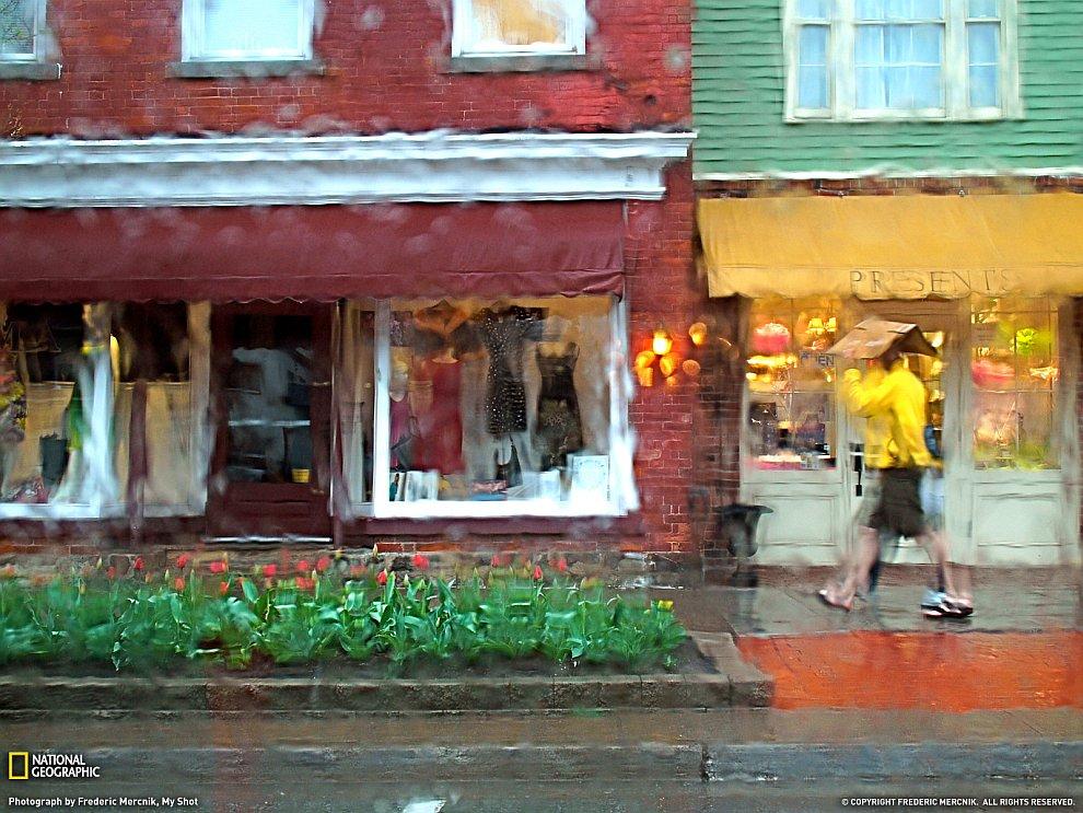 Дождливый день в Онтарио