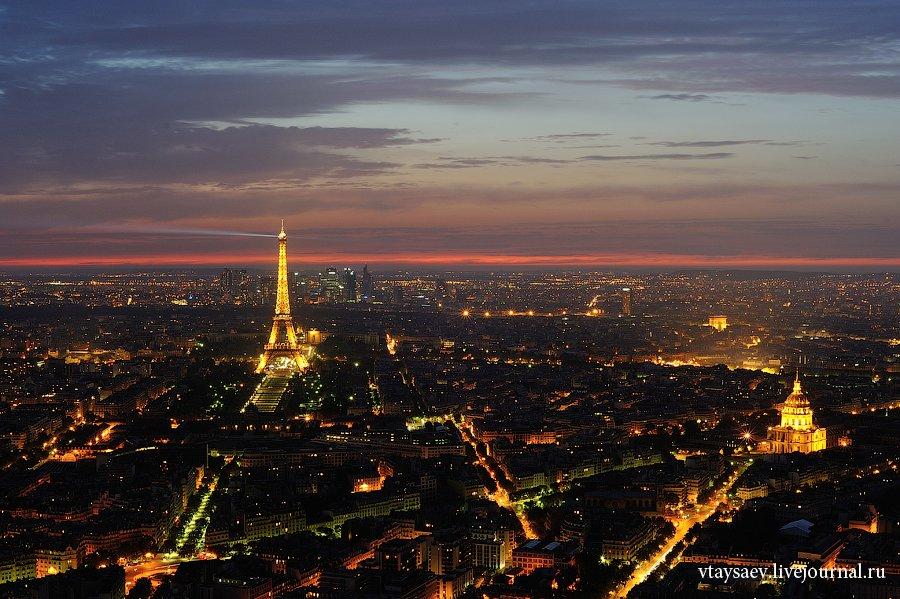 10 вещей, который нужно знать о Париже