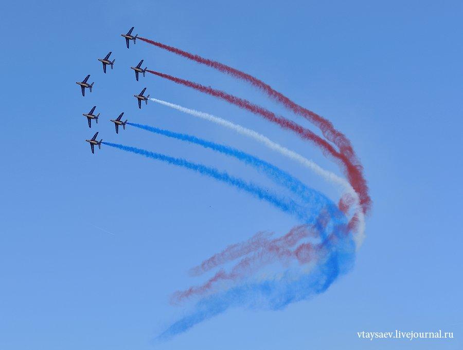 До Парижа летают многие авиакомпании, в том числе и знаменитая авиакомпания Air France