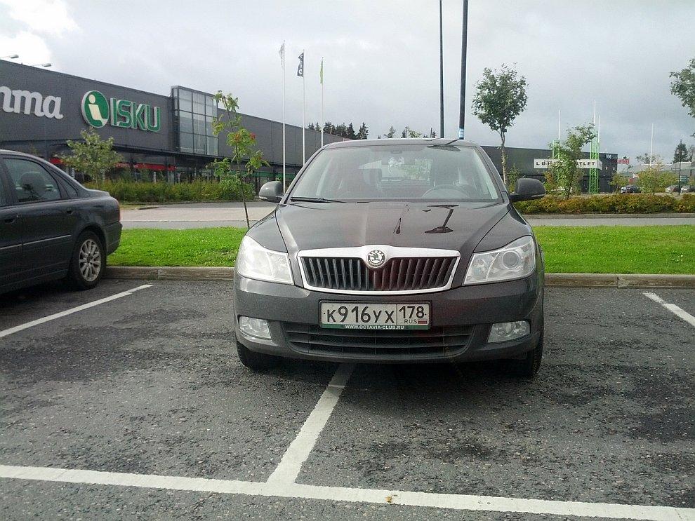 Финский блог: «Я паркуюсь как русский»