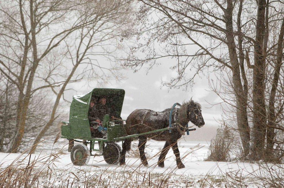 Экстравагантный транспорт из Белоруссии