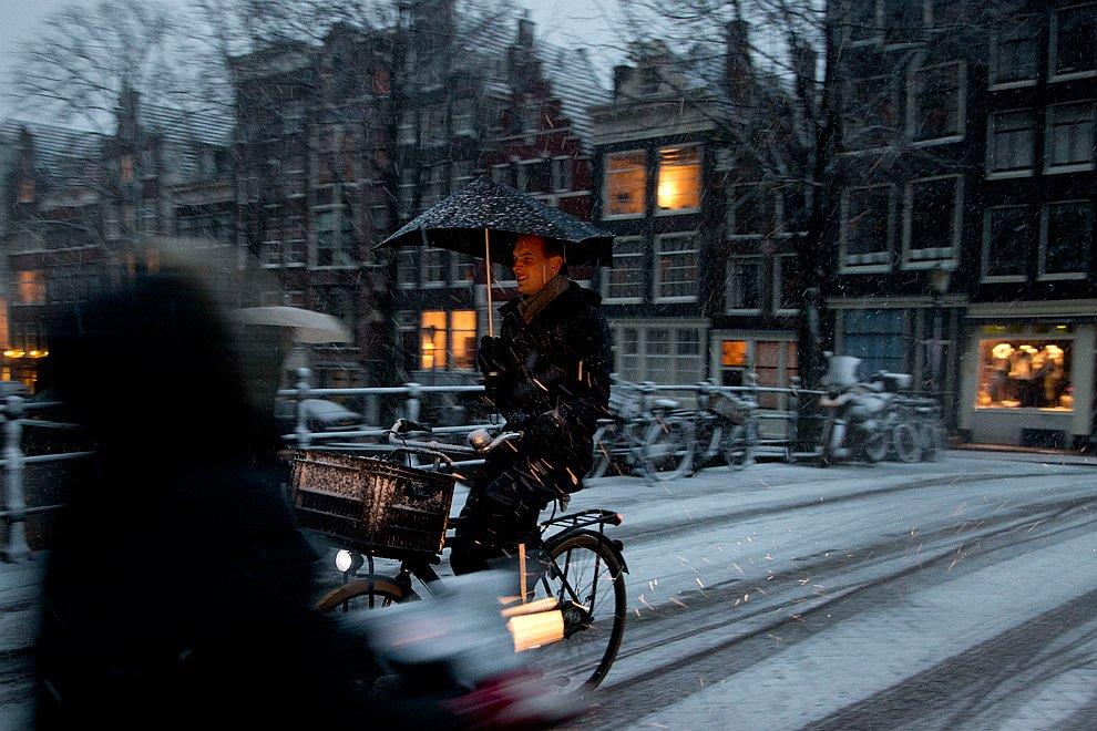 Netherlands Europe Weather