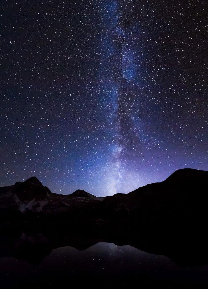Красивые космические объекты, которые хорошо видно с Земли