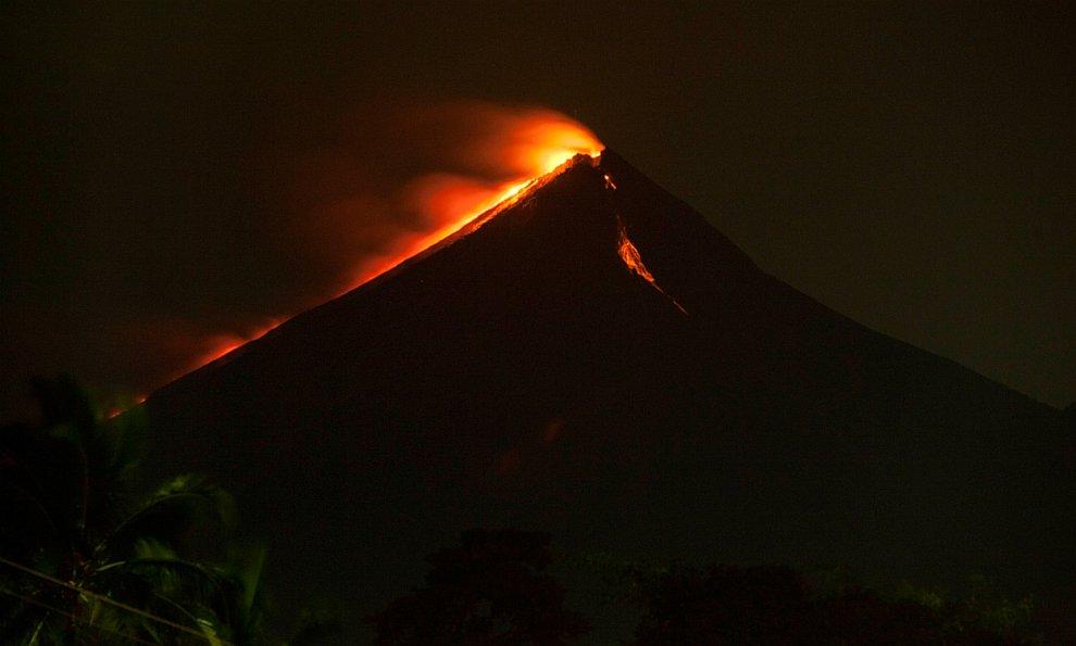 Еще одна фотография «вулкана огня» — Фуэго