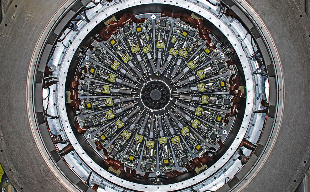 Спектрограф «Очень Большого Телескопа»