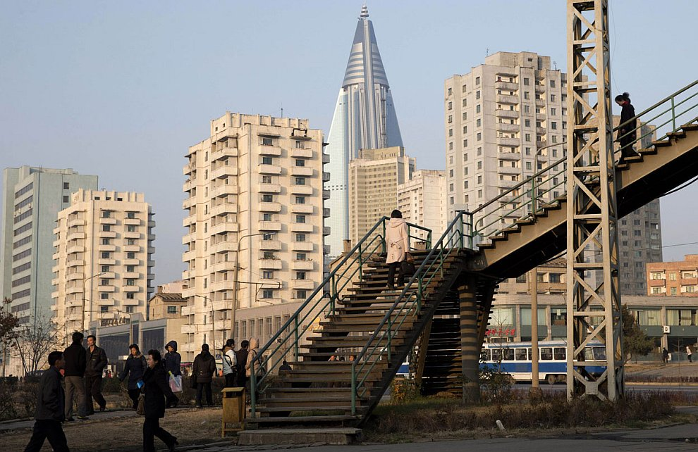 Архитектура Пхеньяна