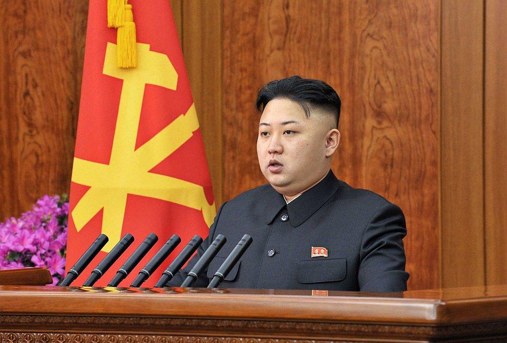 Ким Чен Ына — самый молодой лидер государства на планете