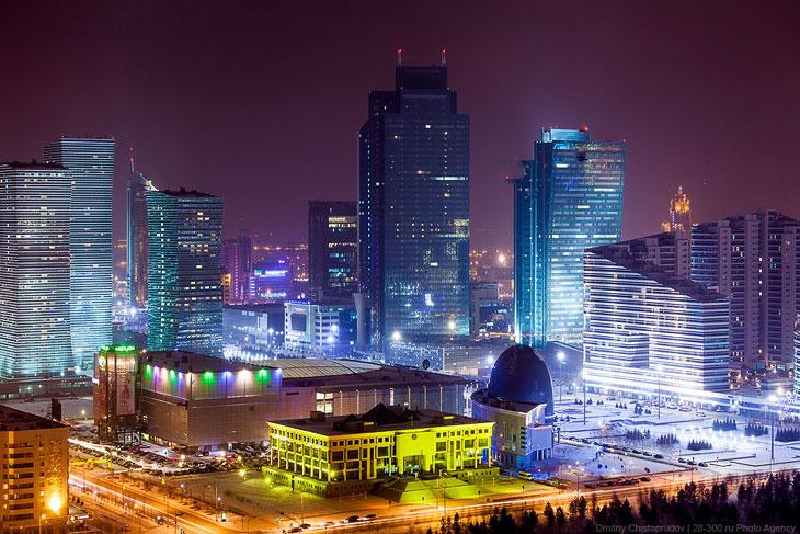 Астана — Дубаи по-казахстански