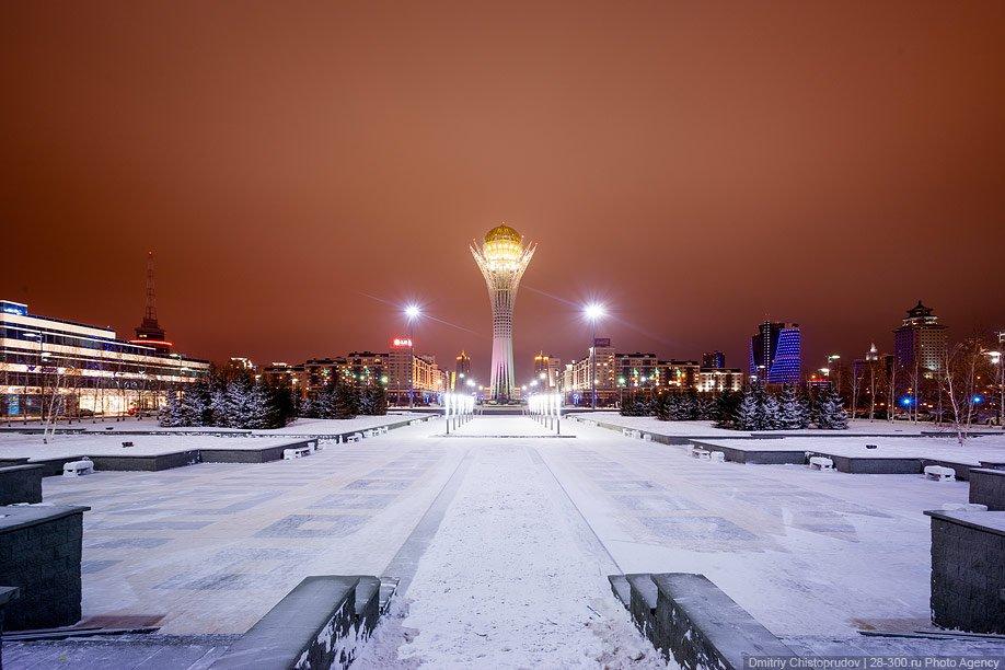 Монумент «Байтерек»