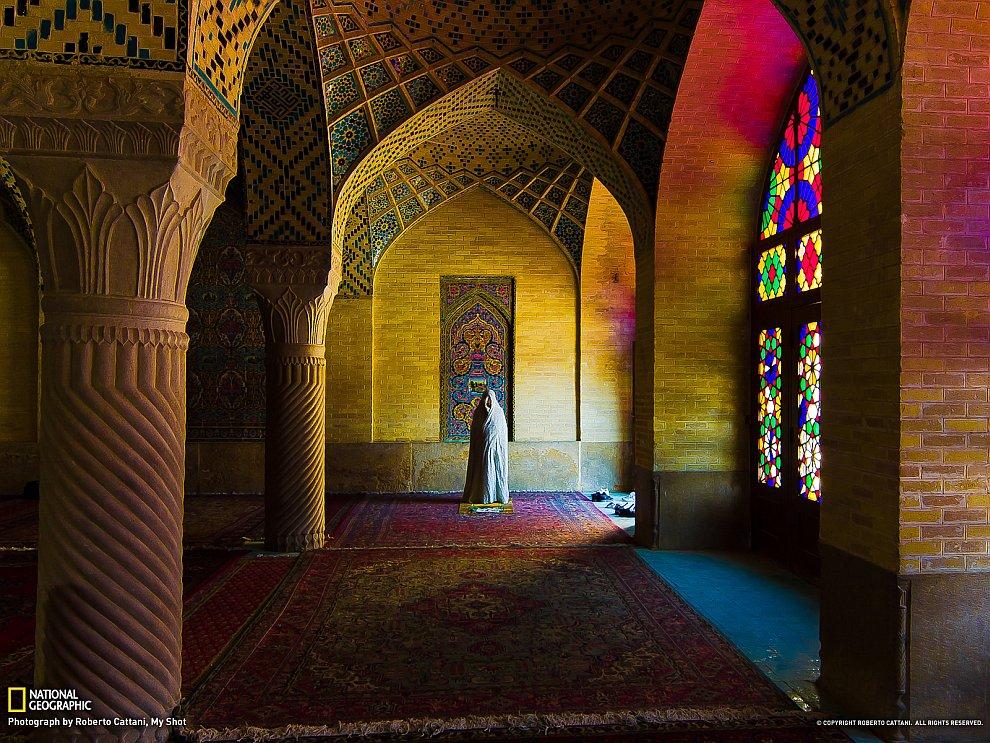 Мечеть Масджид-э-Вакил, Иран