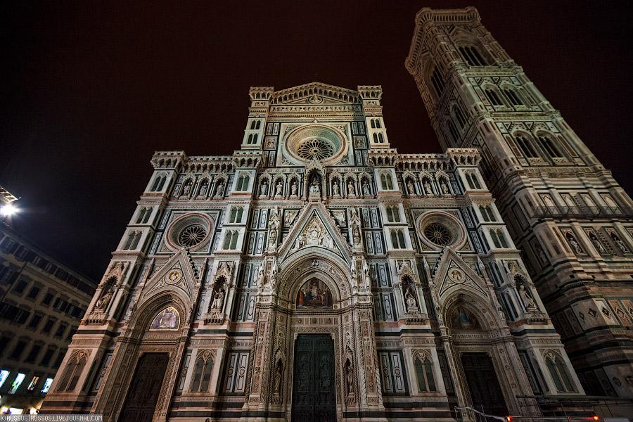 Санта-Мария-дель-Фьоре — кафедральный собор во Флоренции