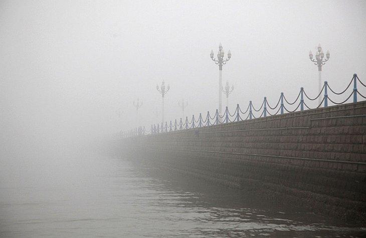 Ядовитый смог в Китае