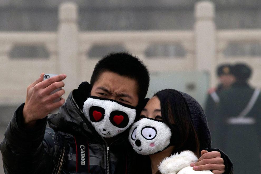 Портрет на память. Пекин