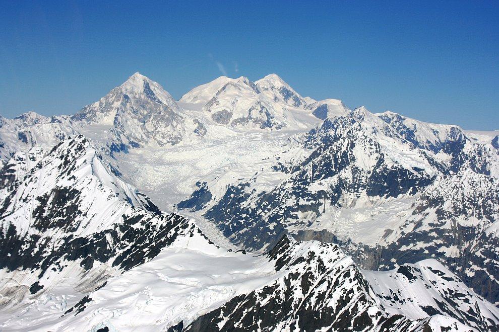 Еще одна фотография горы Фэруэтер