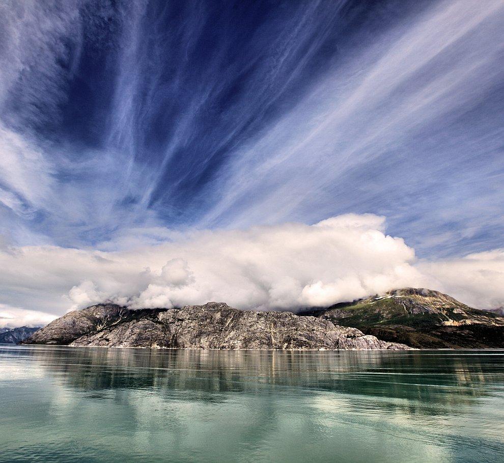 Это была небольшая экскурсия по Национальному парку Глейшер Бей на Аляске