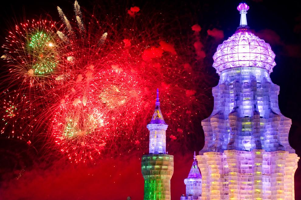 Какой праздник обходится без фейерверков