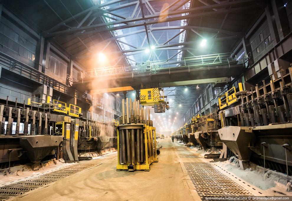 КрАЗ — второй крупнейший производитель алюминия в мире