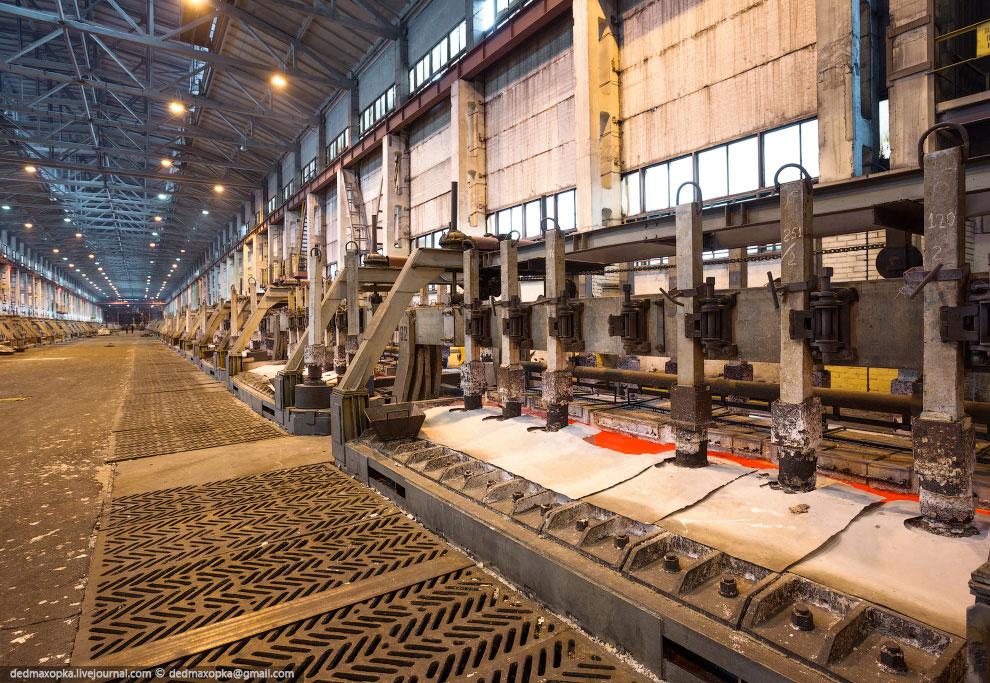 На КрАЗе введен в работу единственный в России корпус для производства алюминия высокой чистоты