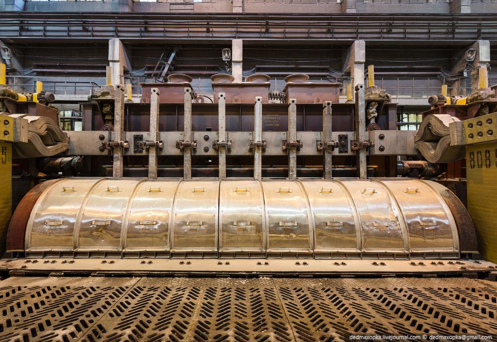КрАЗ является единственным в мире заводом, где используется сразу три технологии производства