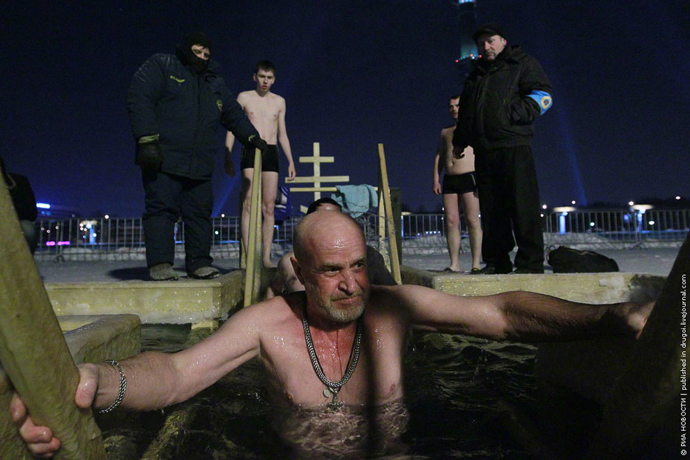 Дворцовый пруд в Останкино, Москва
