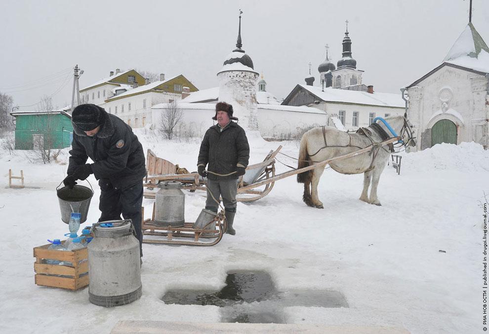 Село Горицы, Вологодская область
