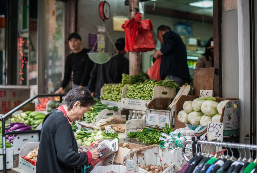 Чайна-таун (Китайский квартал)