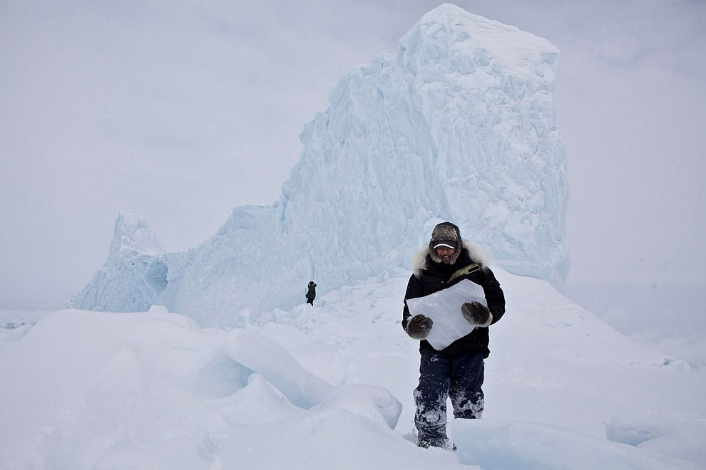 Охотники за айсбергами
