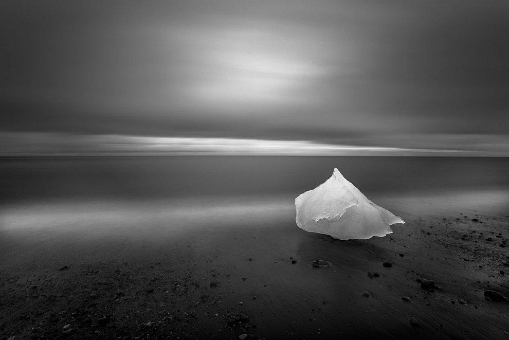 На побережье Восточной Исландии