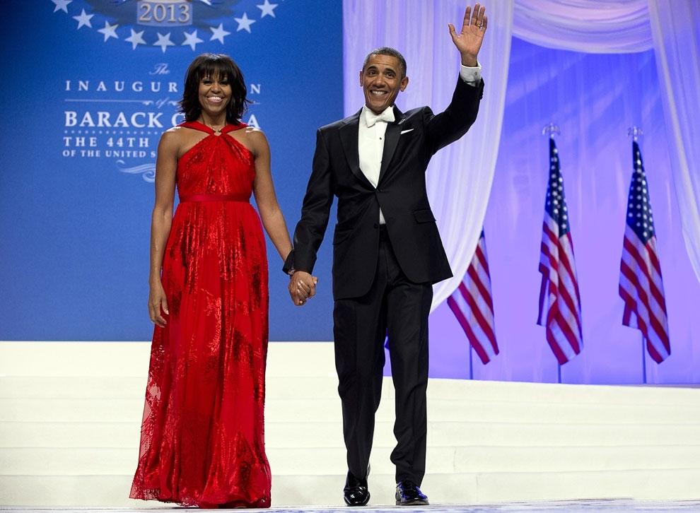 Инаугурация президента США