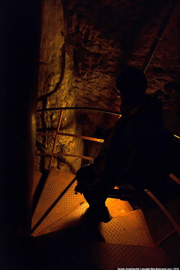 Геофизическая пещера в Крыму