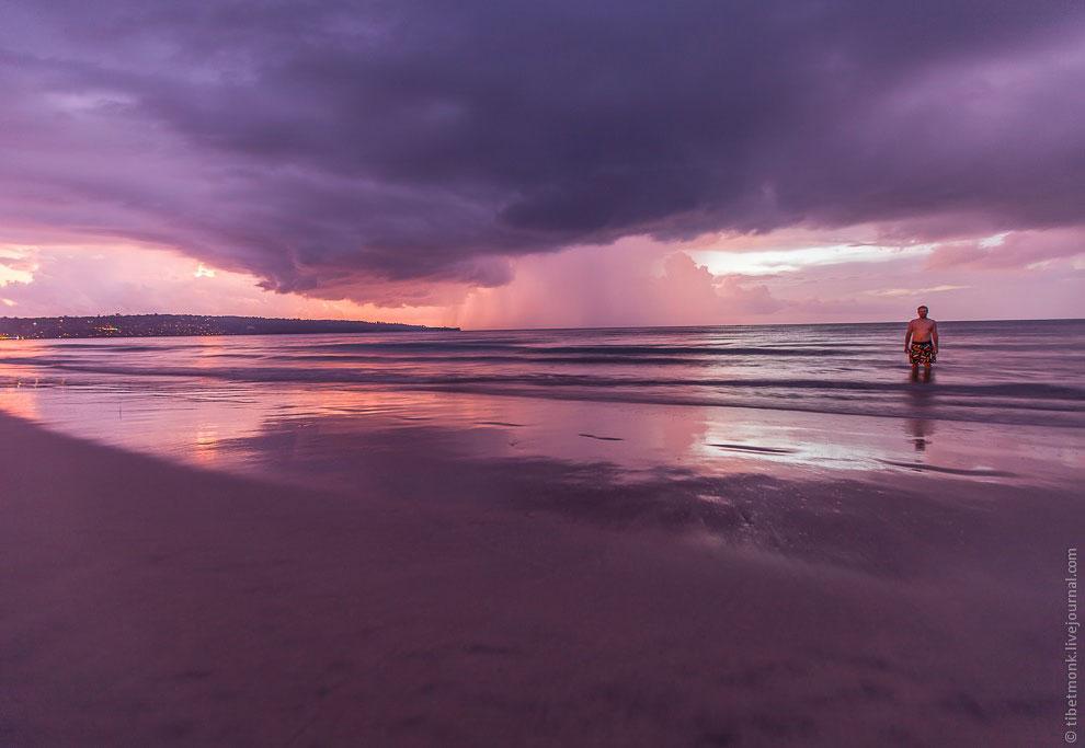 Человек и море
