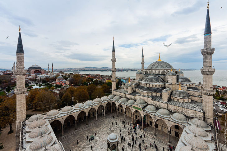 Стамбул с высоты