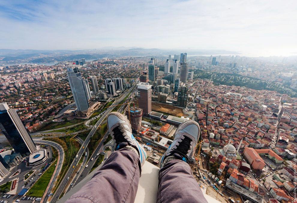 Самый высокий небоскреб Турции — Sapphire