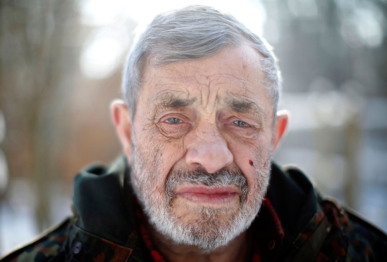 Любителей пожилых мужчин