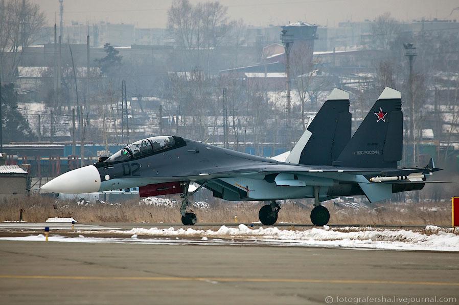 Истребитель Су-30СМ http://loveopium.ru/texnika/su-30sm.html - ВМС России получат ещё семь истребителей Су-30СМ | Военно-исторический портал Warspot.ru