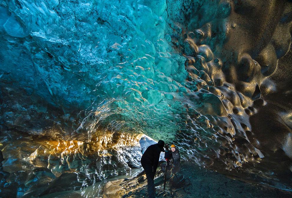 Ледяные пещеры