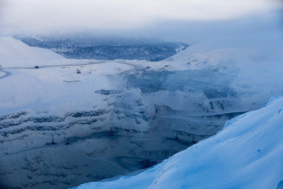 Малая Антарктида. Хибины