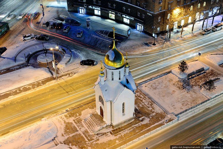 Часовня Святого Николая на Красном проспекте