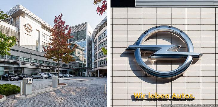 Как собирают автомобили Opel