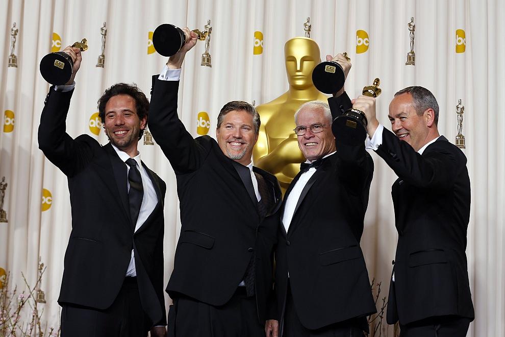 Приключенческий фильм «Жизнь Пи» всего получил четыре «Оскара»