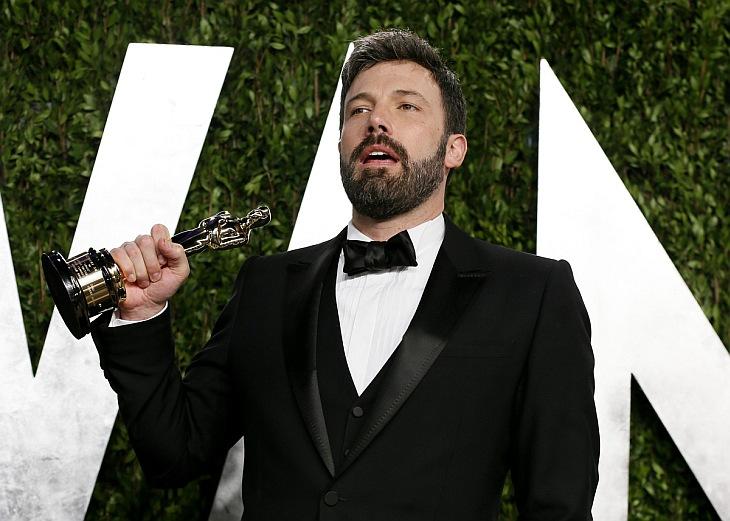 Один из главных триумфаторов премии Оскар 2013 — Бен Аффлек