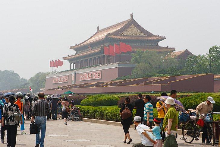 Знакомство с Пекином