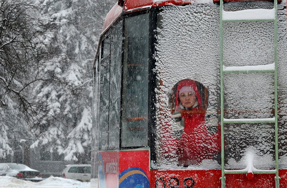 Минский трамвай, Белоруссия