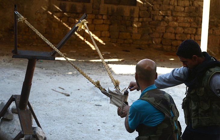 «Смертельное оружие» сирийских мятежников