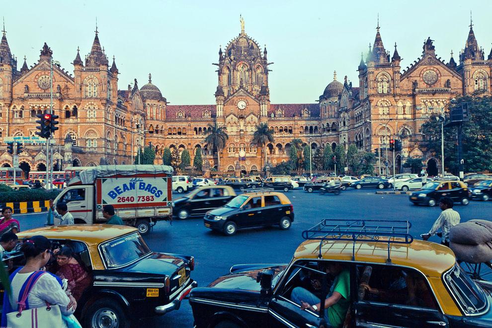 Вокзал Чхатрапати Шиваджи
