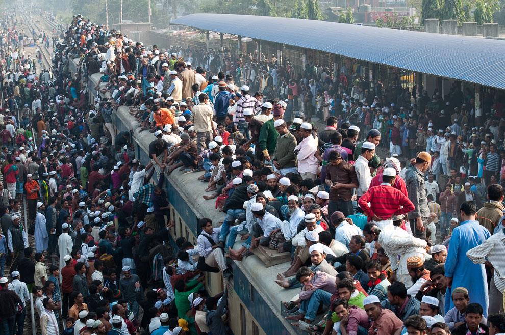 Особенности национальных перевозок в Бангладеше