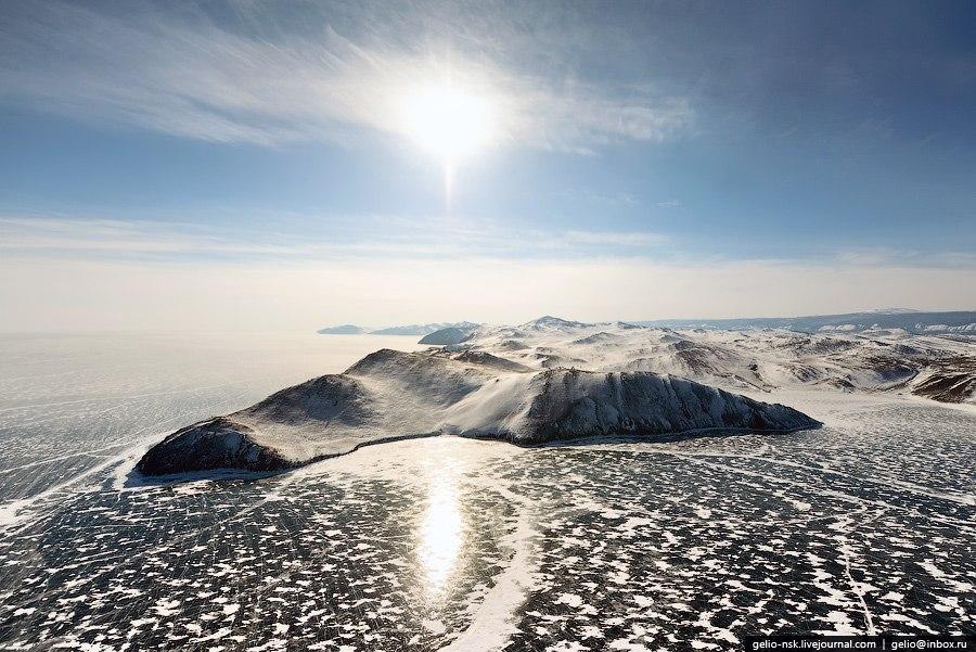 Байкал с высоты