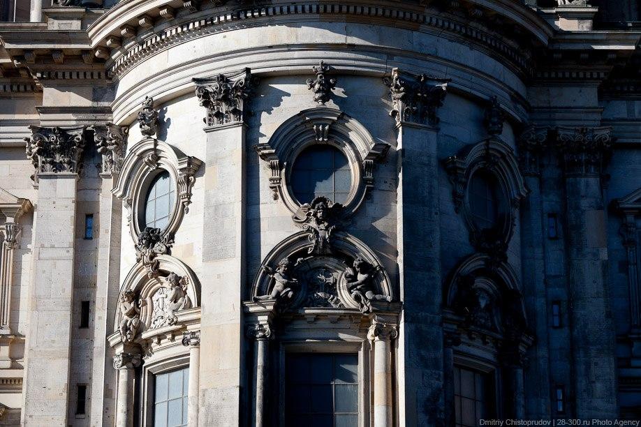 Фрагмент Берлинского кафедрального собора